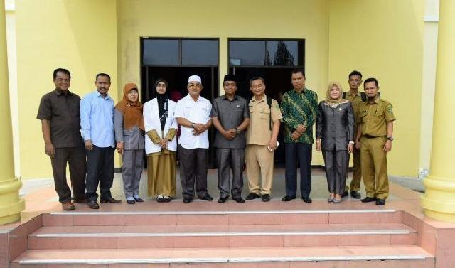 Pansus LKPJ Kepala Daerah Apresiasi Kinerja RSUD Kepulauan Meranti
