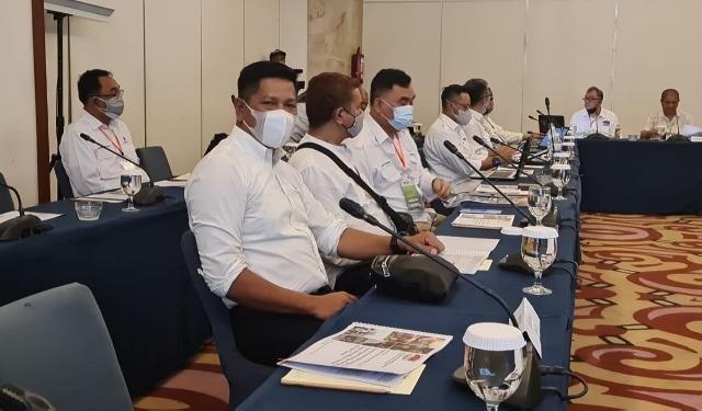 Mahmuzin Taher Terima Mandat Pimpin DPD GPEI Provinsi Riau