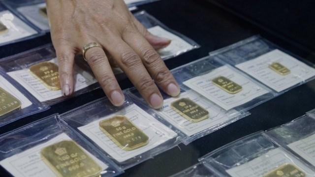 Harga Emas Antam Terus Menguat, Kini Jadi Rp 746.000 per Gram