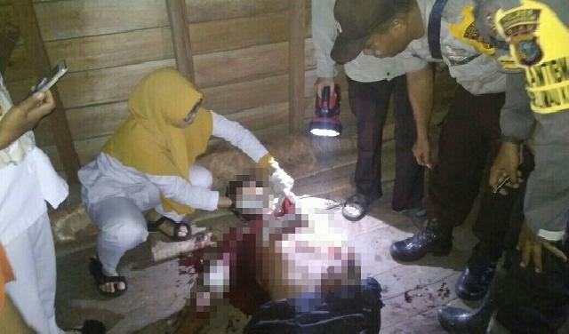 Warga Panipahan Tewas Dibunuh, Polisi Buru Pelaku