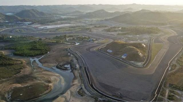 Rossi Berminat Coba Sirkuit Mandalika, Segini Biaya Pembangunannya