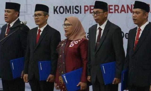 Diduga Ada Malaadministrasi, 5 Pimpinan KPK Dilaporkan ke Ombudsman RI