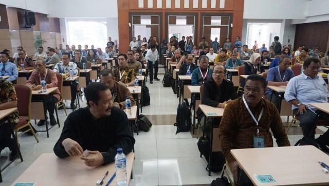 40 Calon Pimpinan KPK Ikuti Profile Assessment