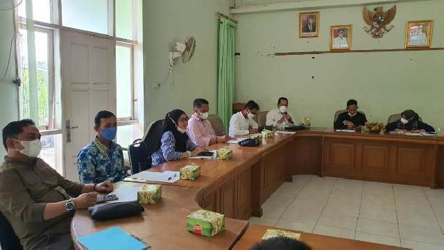 Komisi I DPRD Meranti Dorong Upaya Peningkatan Ekonomi di Desa