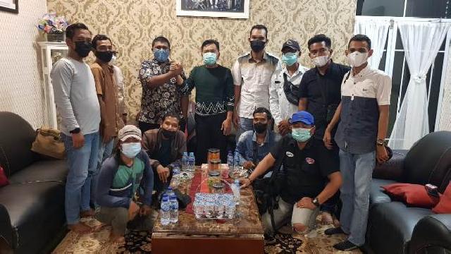 Sempat Meradang dan Maki Wartawan, Wabup Asmar Minta Maaf