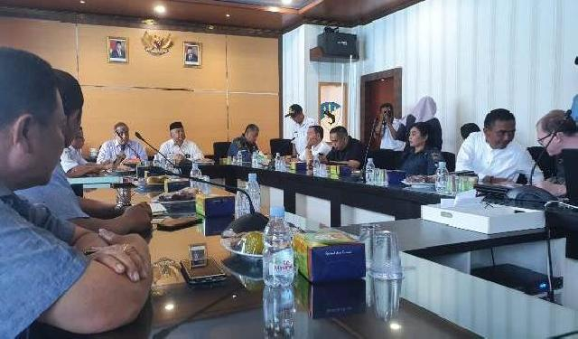 Ketua INSA Dumai Sambut Baik Hadirnya PT. KBS selaku KSO BUMD PT. PDB