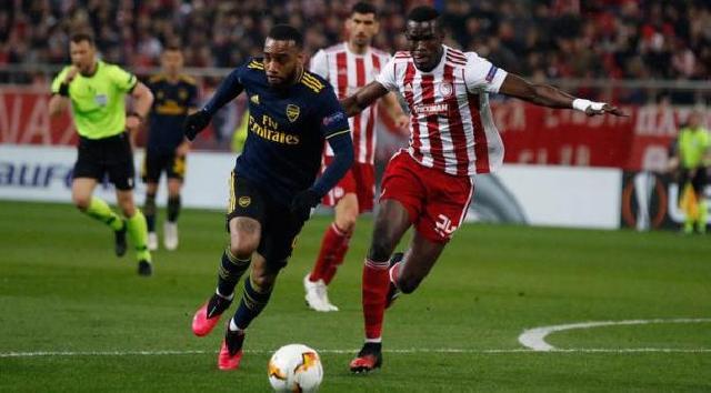 Mikel Arteta dan Aubameyang Meratapi Nasib usai Arsenal Dipermalukan Olympiakos