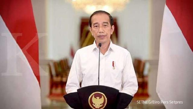 Jokowi bertemu Ketum Parpol Pendukung Pemerintah, Apa Yang Dibahas?
