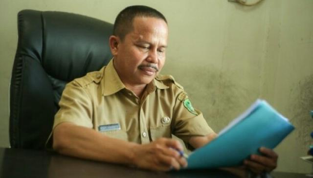 Dilaporkan Korupsi, Kadiskes Meranti Dokter Misri Hasanto Ditahan Polda Riau