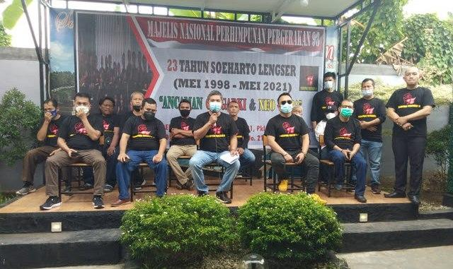 23 Tahun Soeharto Lengser, Aktivis 98: Sekarang Musuh Kita Oligarki