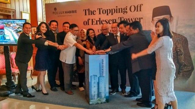Keluarga Habibie Bangun Mega Superblok Senilai Rp 14 Triliun di Batam