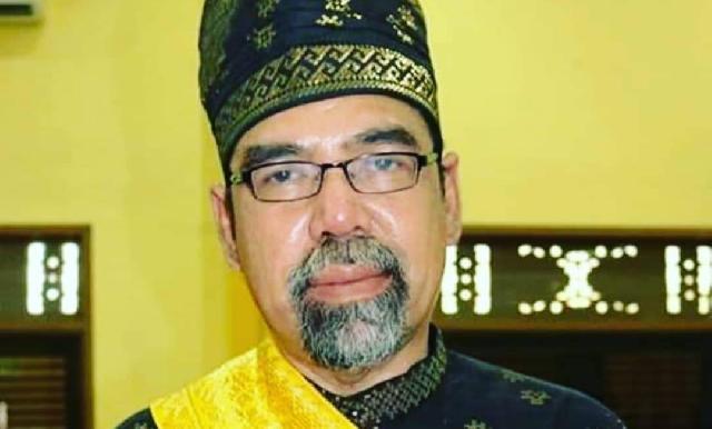 Ketua MKA LAM Riau Datuk Seri Al Azhar Wafat