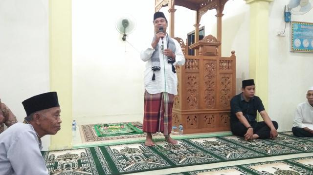 Masnawi: Jangan Boros di Bulan Ramadan