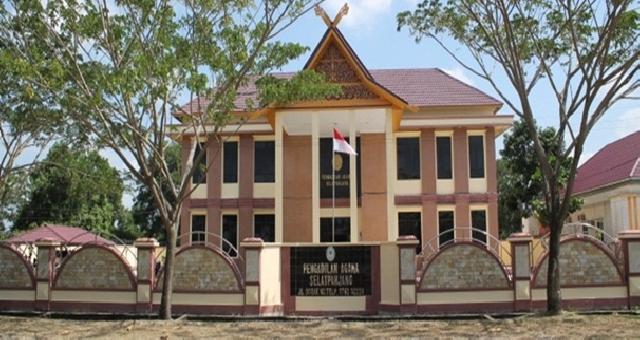 Panggilan Sidang II Pengadilan Agama Selatpanjang Kepada Bogor Bin M Nur