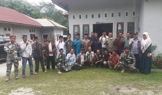 Ketua DPW PBB Riau Hadiri Langsung Pembentukan Pengurus Ranting di Siak