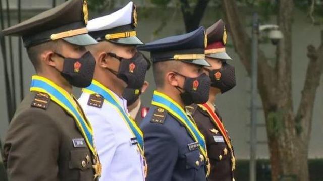 Ini Profil 4 Perwira TNI-Polri Peraih Adhi Makayasa 2021