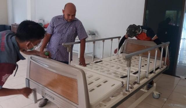 PWI Riau Bersama Tim MIKAD Buka Posko Darurat Asap