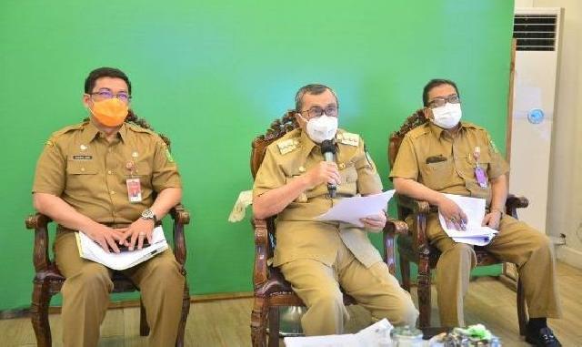 Gubri Optimis Pemprov Riau Informatif Mendukung Keterbukaan Informasi Pubik