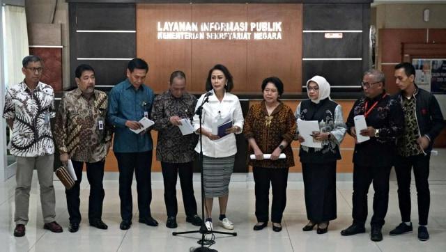 40 Nama Calon Pimpinan KPK yang Lolos Psikotes