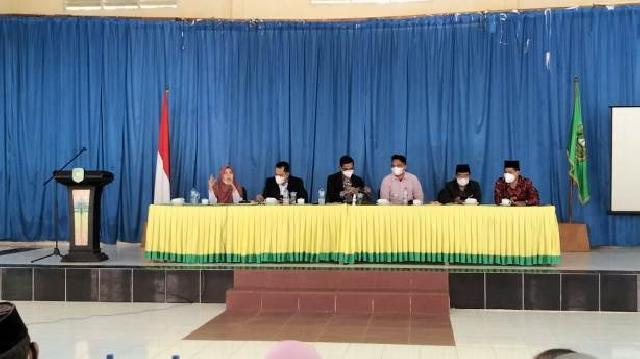 DPRD Kepulauan Meranti Monitoring Kinerja Pemerintah Kecamatan