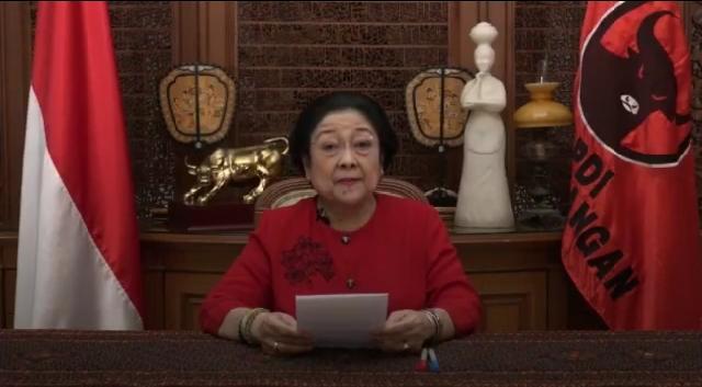 Megawati Ucapkan Selamat ke Partai Komunis, PDIP: Itu Sikap Terpuji