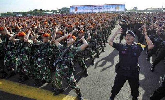 Mabes TNI - Polri Direncanakan Pindah Duluan ke Ibu Kota Baru