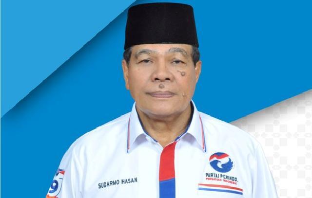 Sudarmo Hasan Siap Mengabdi di Lembaga Perwakilan Rakyat