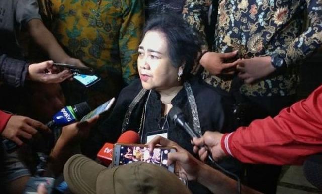 Rachmawati Soekarnoputri Wafat karena Covid-19