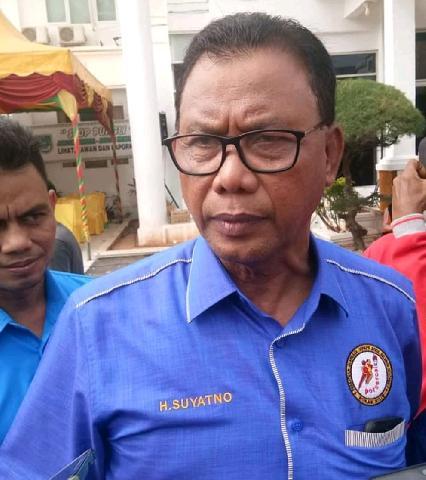 Bupati Rohil H Suyatno Ucapkan Selamat HPN 2021 dan HUT PWI Ke -75