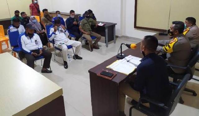 Kurun Waktu 10 Bulan, Satuan Reskrim Polres Meranti Ungkap 35 Kasus Pidana