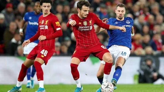 Hasil Pertandingan Piala FA Liverpool vs Everton: The Reds Menang Tipis