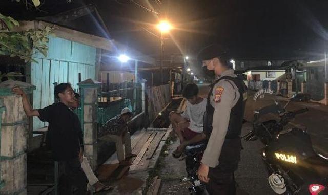 Polisi di Kepulauan Meranti Tingkatkan Patroli Selama Ramadan