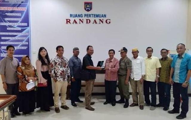 Nanak Pimpin Studi Ranperda Ketertiban Umum di Payakumbuh
